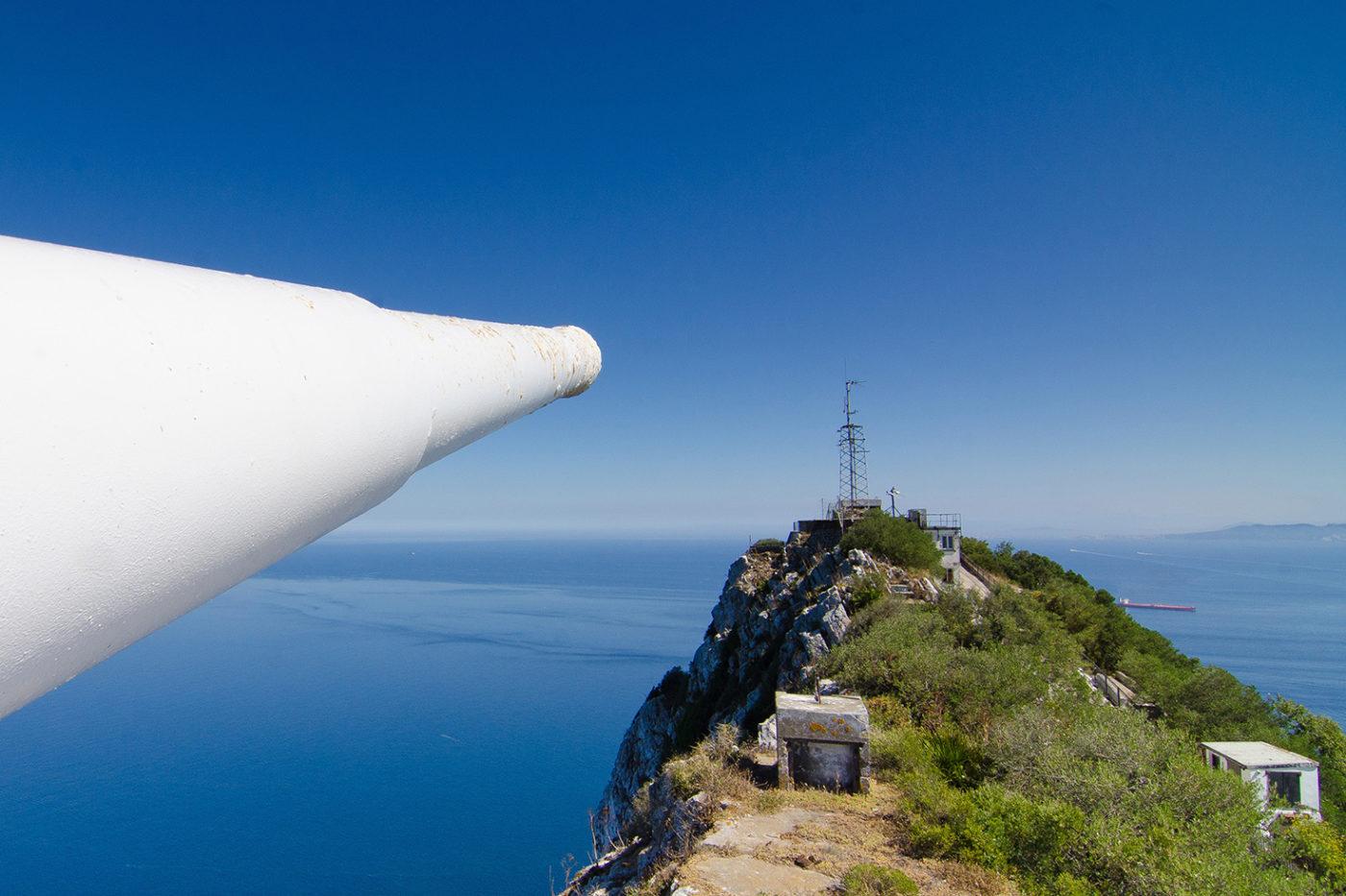 Oharas Battery Gibraltar