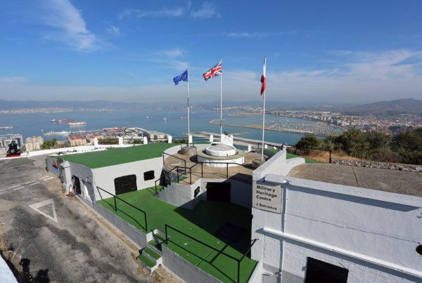 Princess Carolines Battery Gibraltar