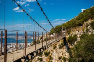 Windsor Suspension Bridge Gibraltar