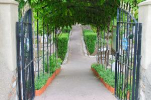Trafalgar Cemetery Gibraltar Gates