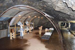 Wwii Tunnels Gibraltar